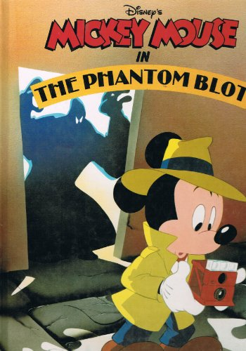 9780792454038: Disney's Mickey Mouse in the Phantom Blot