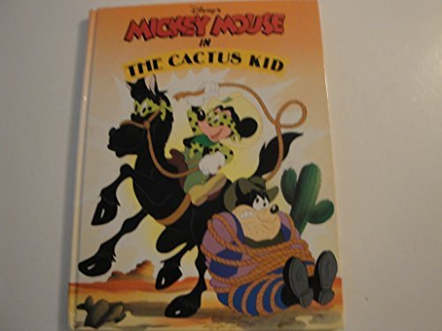 9780792454069: Disney's Mickey Mouse in the Cactus Kid