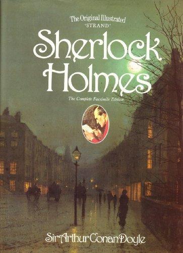 The Original Illustrated Strand Sherlock Holmes Doyle Sir Arthur