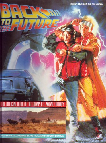 9780792454441: Back to the Future: Official Book