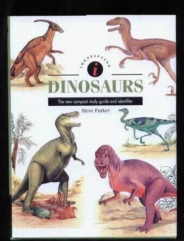9780792455134: Dinosaur Identifier (Identifier Series)