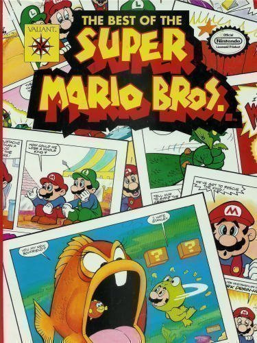 9780792455301: The Best of Super Mario Brothers