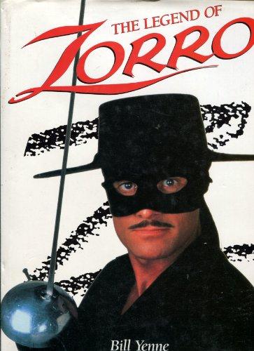 THE Legend of Zorro: YENNE, BILL