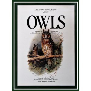 Owls (The Natural History Museum Library) (9780792455790) by John Gould