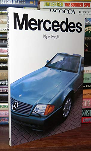 Mercedes (079245586X) by Nigel Fryatt