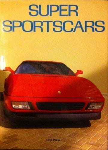 9780792455974: Super Sportscars