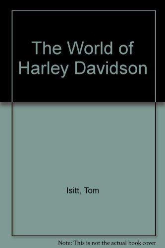 9780792456216: The World of Harley Davidson