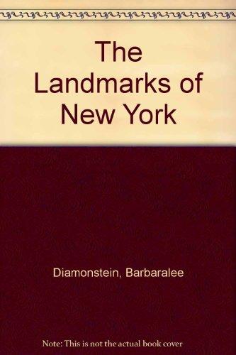 9780792480709: The Landmarks of New York
