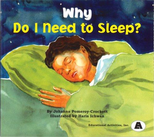 9780792557265: Why Do I Need to Sleep?