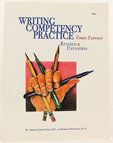 9780792557357: Writing Competency Practice, Third Edition - Revised and Expanded