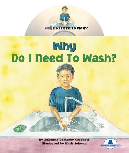 Why Do I Need To Wash?: Johanna Pomeroy-Crockett