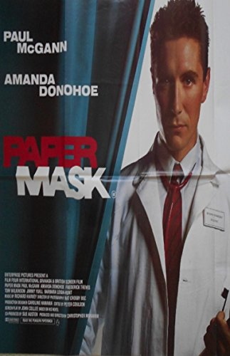 9780792700890: Paper Mask (Curley Large Print Books)