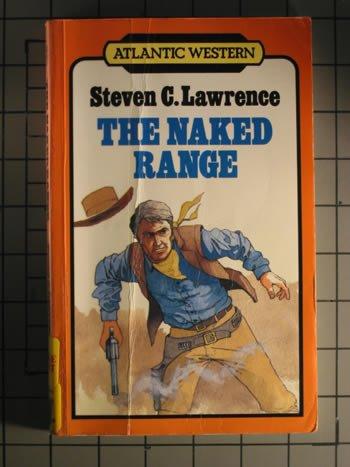 9780792702146: Naked Range (Atlantic Large Print Series)
