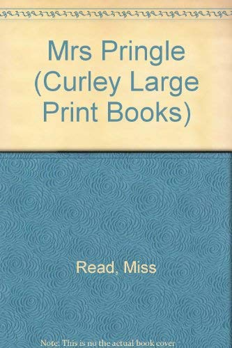 9780792704928: Mrs Pringle (Curley Large Print Books)