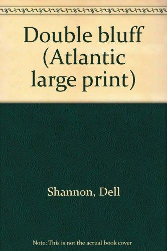 9780792707080: Double bluff (Atlantic large print)