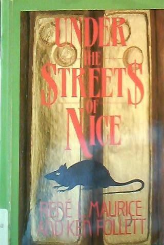 9780792707851: Under the Streets of Nice (Curley Large Print Books)