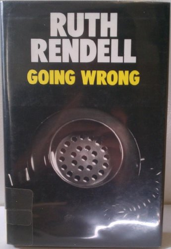9780792708216: Going Wrong (Eagle Large Print)