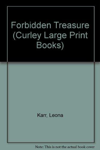 9780792708803: Forbidden Treasure (Curley Large Print Books)