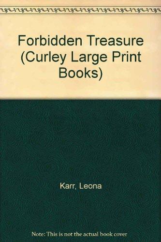 9780792708810: Forbidden Treasure (Curley Large Print Books)