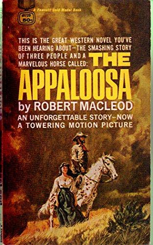 9780792709930: The Appaloosa (Curley Large Print Books)