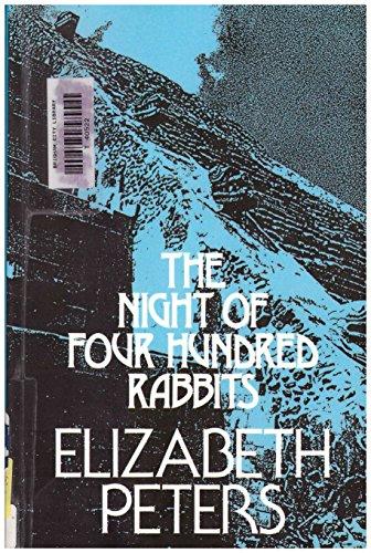 9780792710004: Night of 400 Rabbits