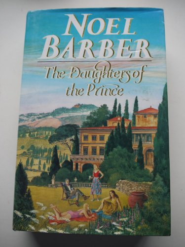 Daughters of the Prince (Eagle Large Print): Barber, Noel