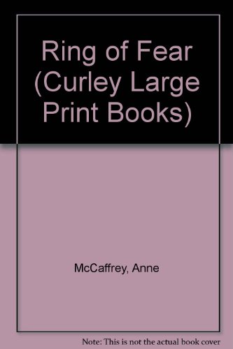 9780792711285: Ring of Fear (Curley Large Print Books)