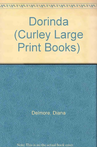 9780792711292: Dorinda (Curley Large Print Books)
