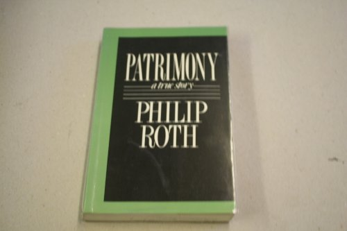 9780792711797: Patrimony: A True Story (Curley Large Print Books)