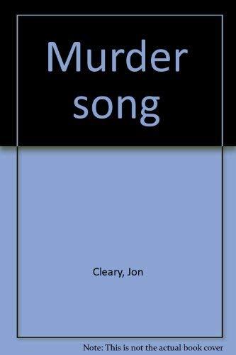 9780792711827: Murder song