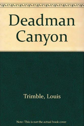 9780792712152: Deadman Canyon