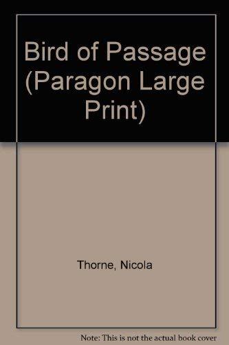 9780792712565: Bird of Passage (Paragon Large Print)