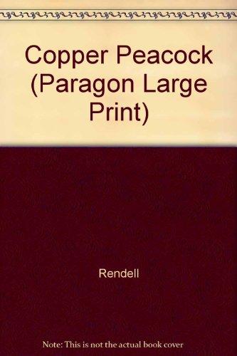 9780792712626: Copper Peacock (Paragon Large Print)