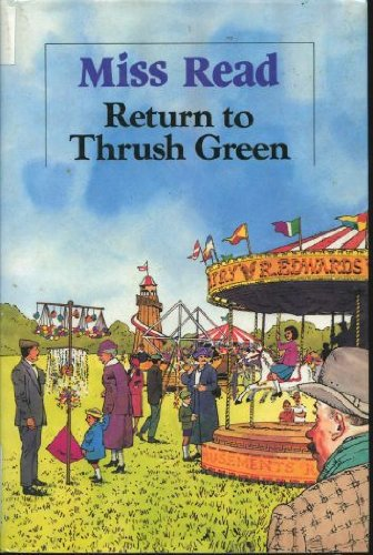 9780792712671: Return to Thrush Green (Eagle large print)