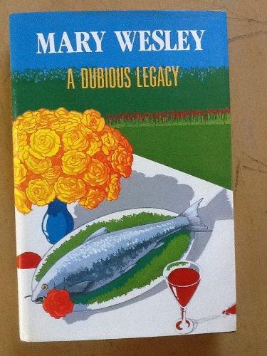 9780792713579: A Dubious Legacy (Eagle Large Print)