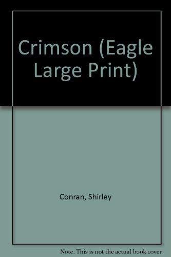 9780792714026: Crimson (Eagle Large Print)
