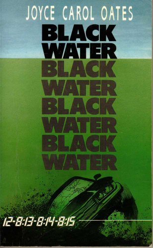9780792714217: Black Water (Curley Large Print Books)