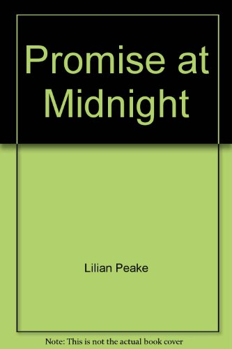 9780792714774: Promise at Midnight