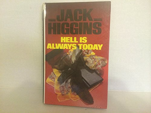 9780792715214: Hell Is Always Today (Curley Large Print Books)
