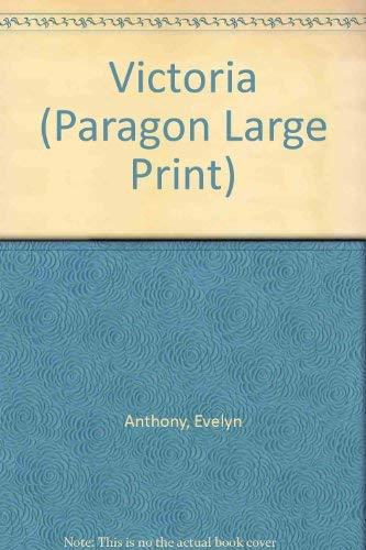 9780792716068: Victoria (Paragon Large Print)