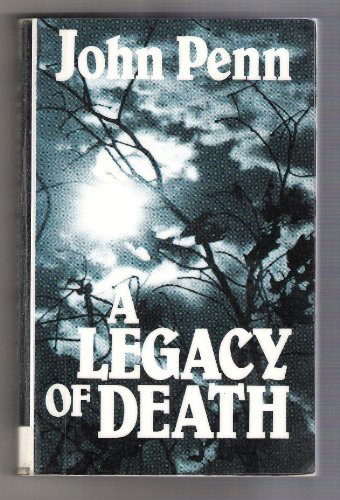 9780792716310: A Legacy of Death (Curley Large Print Books)