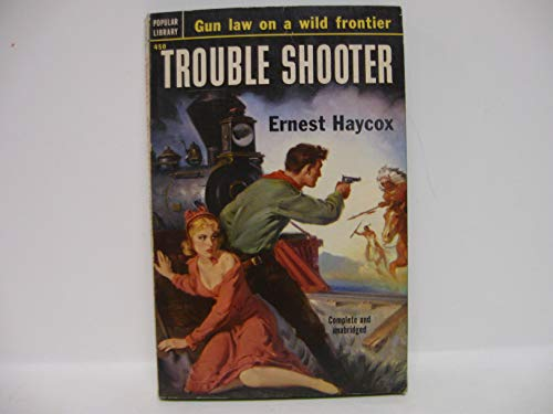 9780792716471: Trouble Shooter (A Roundup large print Western)
