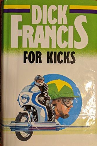 9780792717409: For Kicks (Eagle Large Print)