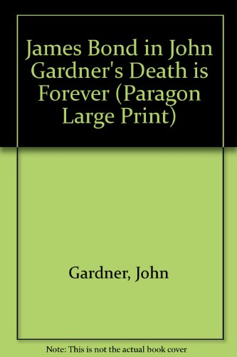 9780792717508: Death Is Forever (Paragon Large Print)