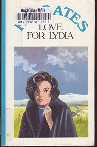 9780792717829: Love for Lydia (Curley Large Print Books)