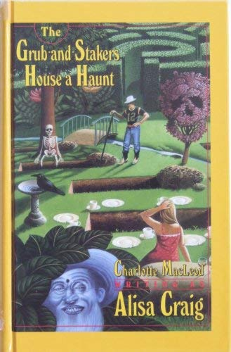 9780792719199: The Grub-And-Stakers House a Haunt (Curley Large Print Books)