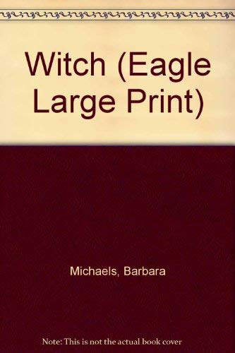 9780792721680: Witch (Eagle Large Print)