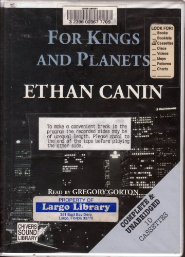 9780792722939: For Kings and Planets