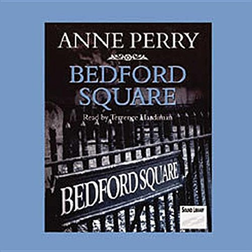 9780792726586: Bedford Square (Chivers Sound Library American Collections (Audio))