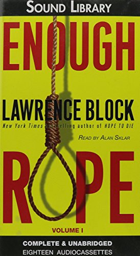 Enough Rope Volume 1: Lawrence Block